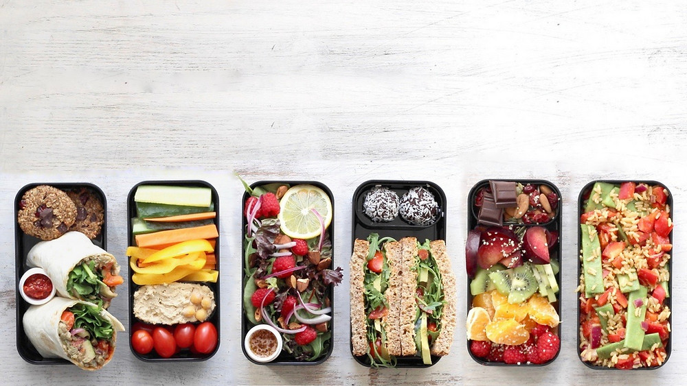 School Work Lunch Ideas Healthy Easy