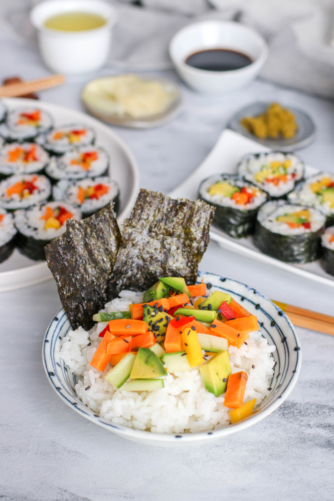 How-To: Make Sushi Rice