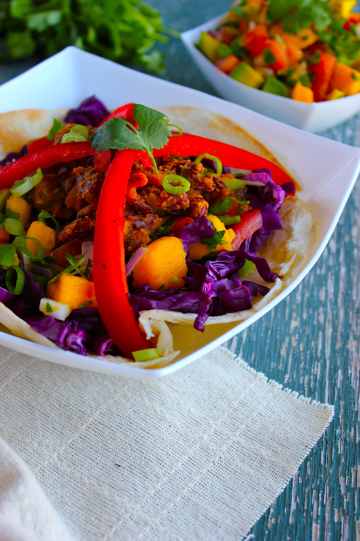 Eat as a salad, enjoy as a dip, or top on tacos or inside burritos.
