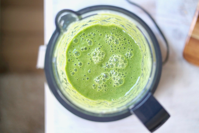 Cold Busting Green Smoothie