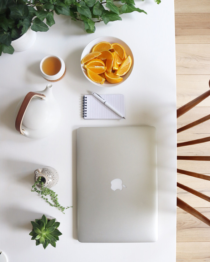 HEALTHY HABITS FOR A PRODUCTIVE DAY » + printable guide