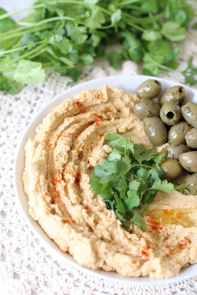 Creamy Artisan Hummus