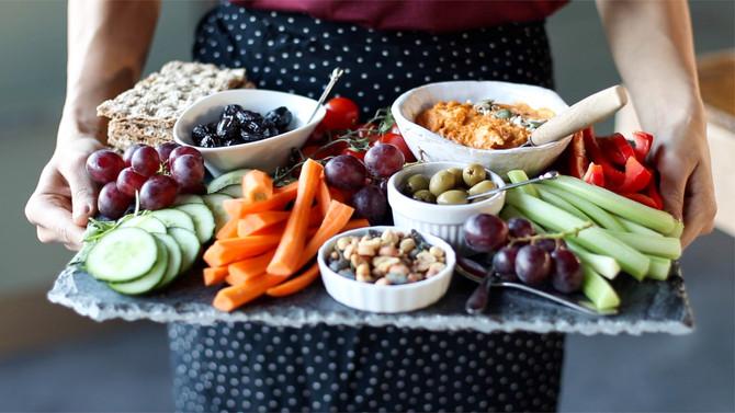 HEALTHY FOOD HACKS » + printable guide