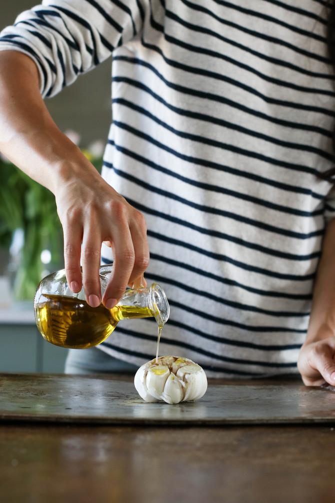 How-To: Make Roasted Garlic