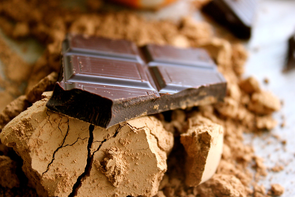 Fudge. Chocolate. Sorry… why aren't you eating this already?