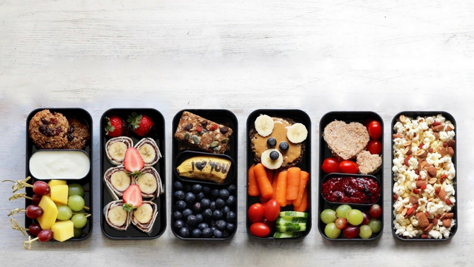 LUNCH IDEAS FOR KIDS » vegan + wholesome