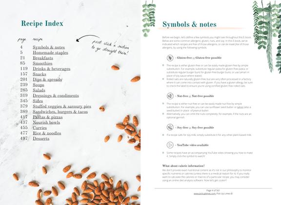 PUL E-cookbook Intro