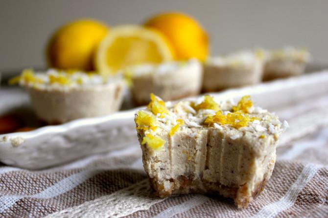 Zesty Lemon Cream Cups
