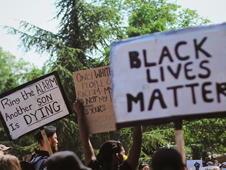 Black Lives Matter…and the Real Change Campaign