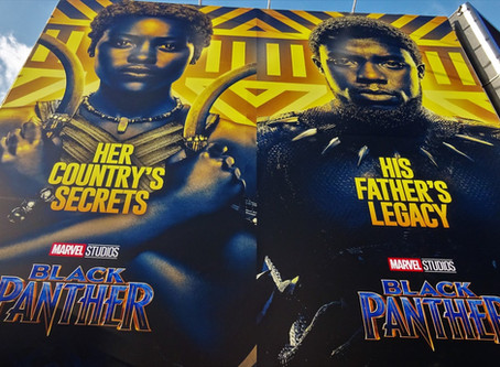 From the Archives: Black Panther, A Tale of Representation