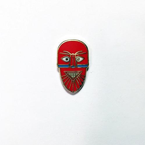 Busojaras Pin Badge