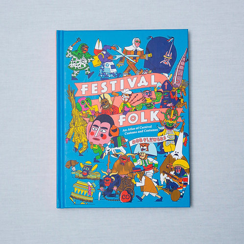 Festival Folk / AVAILABLE FROM AMAZON