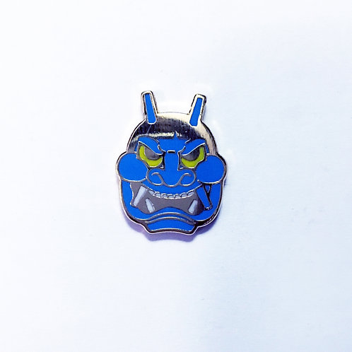 Namahage Pin Badge