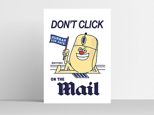 Don't Click on The Mail