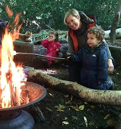 Willow's Forest School, Surrey - A place for your child to develop social skills & build friendships