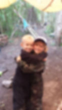 Willows Forest School Holiday Camps. Flourishing friendships.