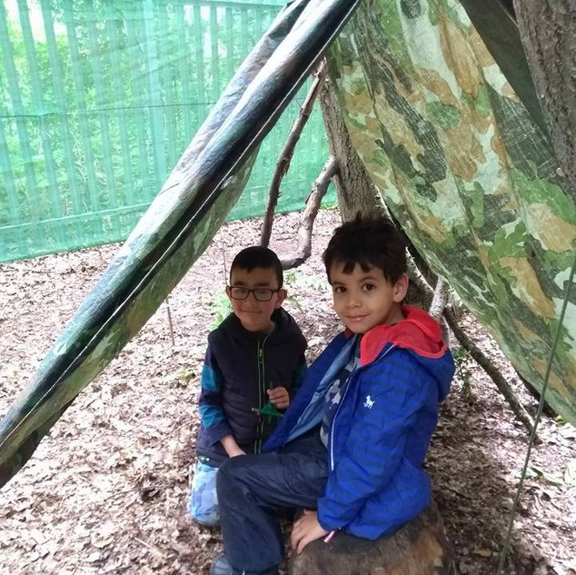 Willow's Forest School - Pre-School Learning, Parent & Toddler Classes, Kid's Club, Children's Outdoor Activities and Holiday Clubs in Surrey