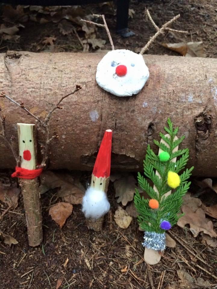 Festive sticks