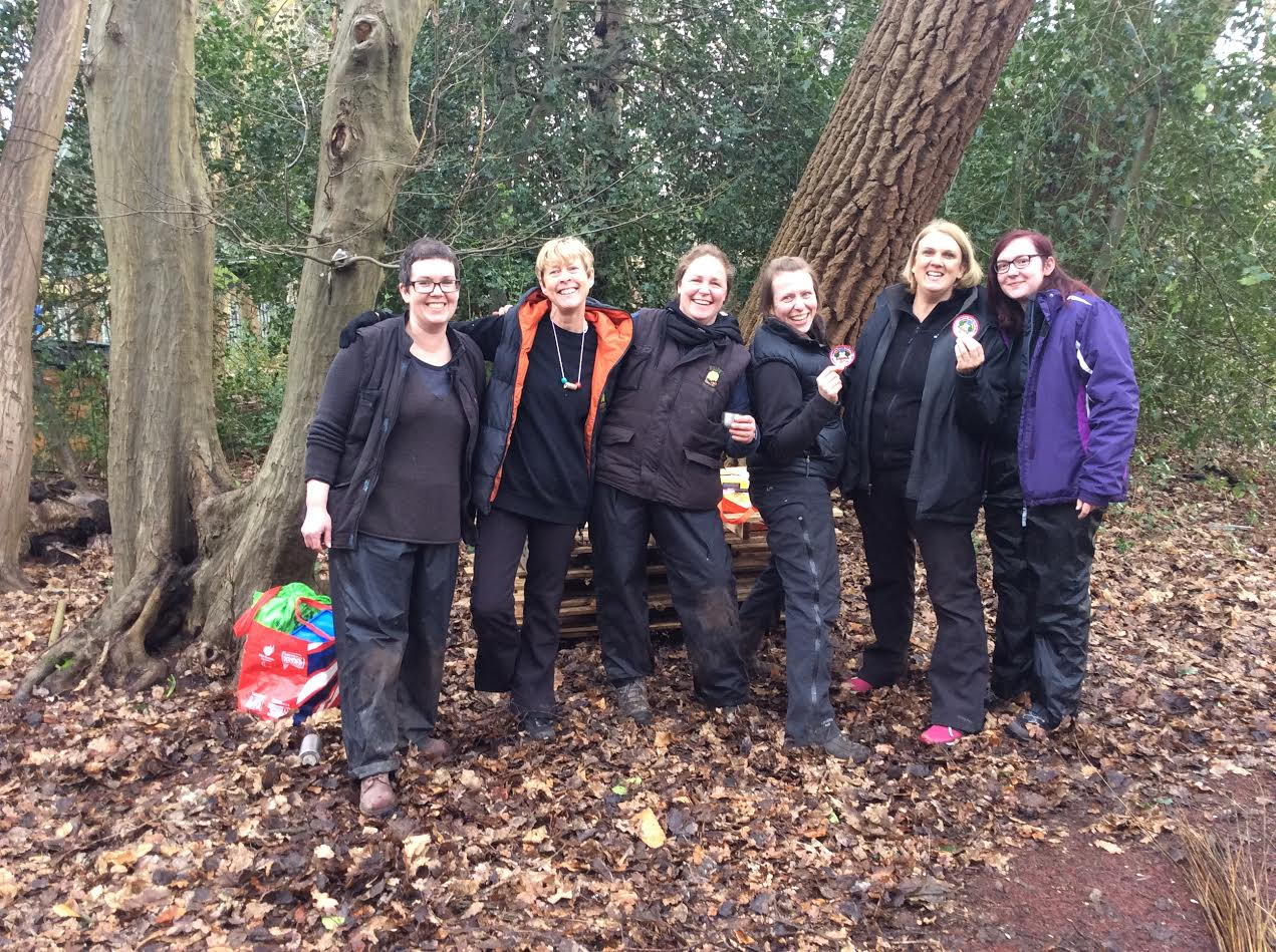 Willow's Forest School Team