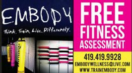 Embody Wellness Personal Training, Bootcamps, Massage Toledo OH
