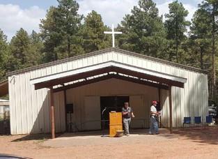 Apache Reservation Church