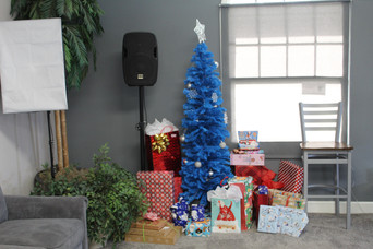 Donated Christmas Presents