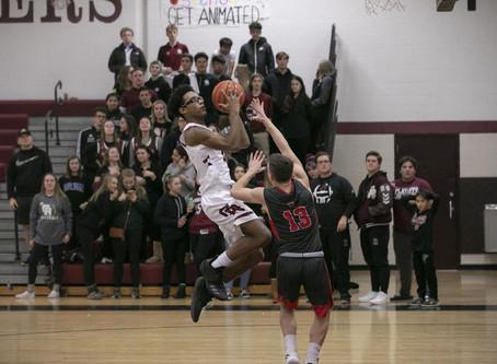 Photos from Riverview Gabriel Richard vs. Grosse Ile boys' basketball