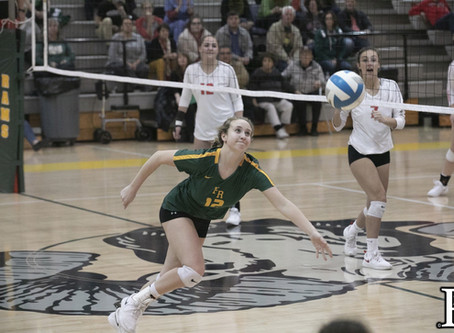 Photos from Flat Rock vs. Grosse Ile volleyball district semifinal