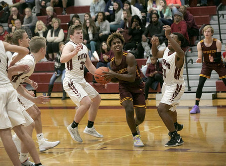 Photos from Riverview vs. Southgate Anderson boys' basketball