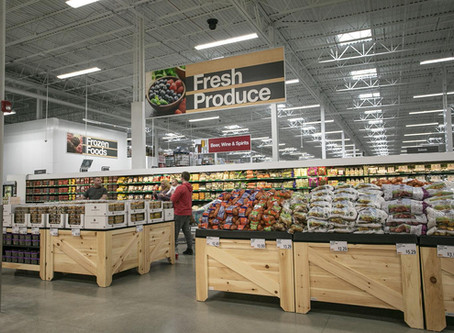 BJ's Food New Store photos