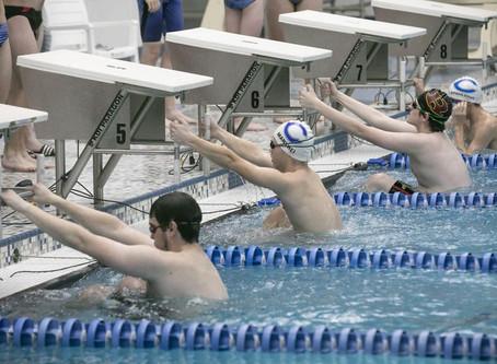 Photos from Riverview vs. Gibraltar Carlson boys' swim