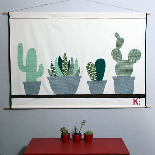 Kakemono cactus