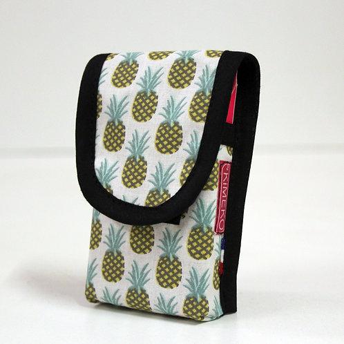 Etui paquet slim ananas