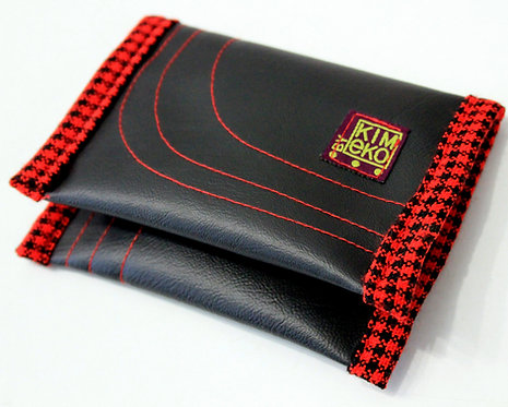 Portemonnaie rouge