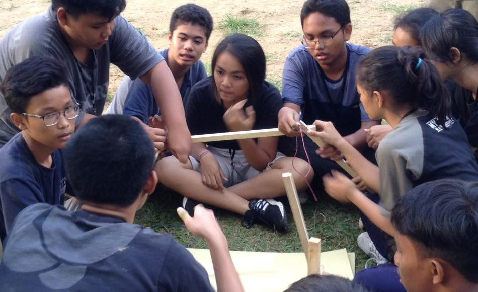 games team building remaja