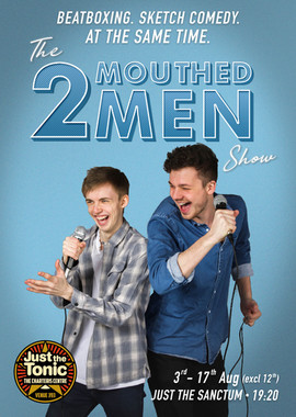 The 2 Mouthed Men Show | Daniel Stanger-Cornwell and James Halwey