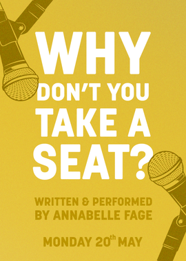 Why Don't You Take A Seat? | Annabelle Fage