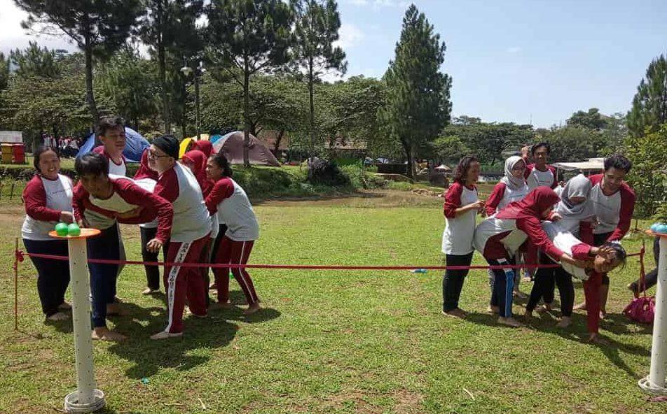 games team building seru citra alam riverside