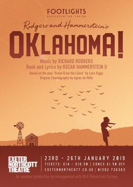 Oklahoma! | Exeter University Footlights