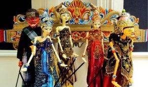 kesenian wayang golek budaya Indonesia