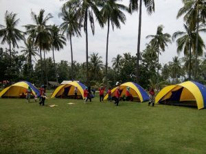 camping citra alam seaside