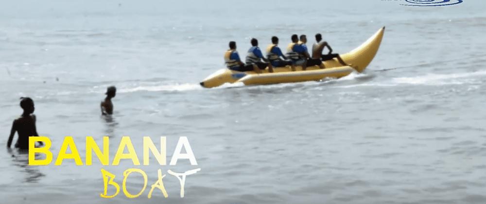 banana boat seru anyer