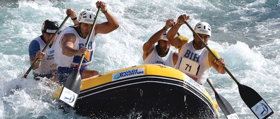 World Rafting Championship