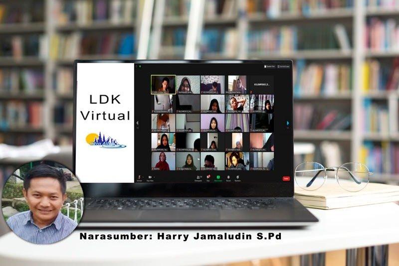 LDKS virtual dapat mendukung aktivitas sekolah online siswa