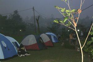 panorama camping ground