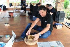 pelatihan keramik dewasa