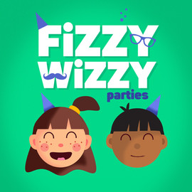Fizzy Wizzy Parties   Main Logo