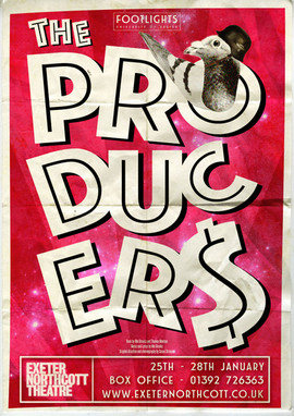 The Producers | Exeter University Footlights