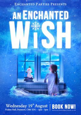 An Enchanted Wish   Enchanted Parties