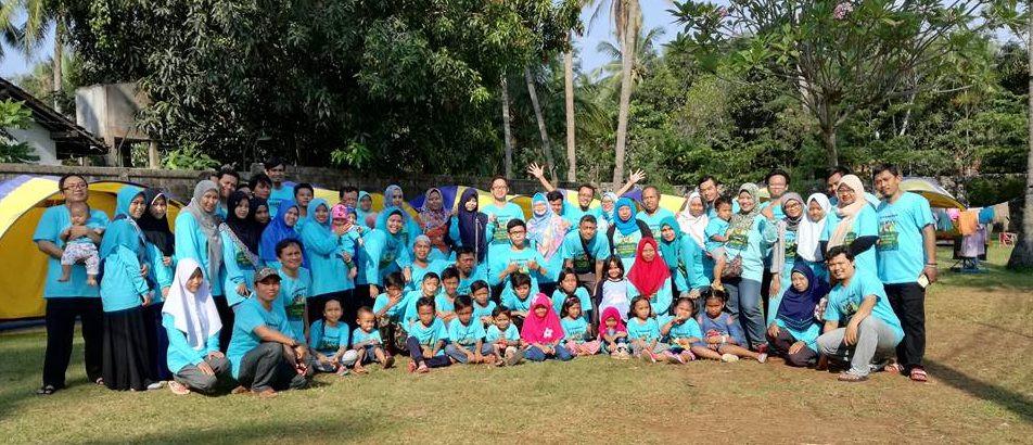 Camping Gathering di Citra Alam Seaside
